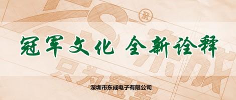 ES东成企业文化